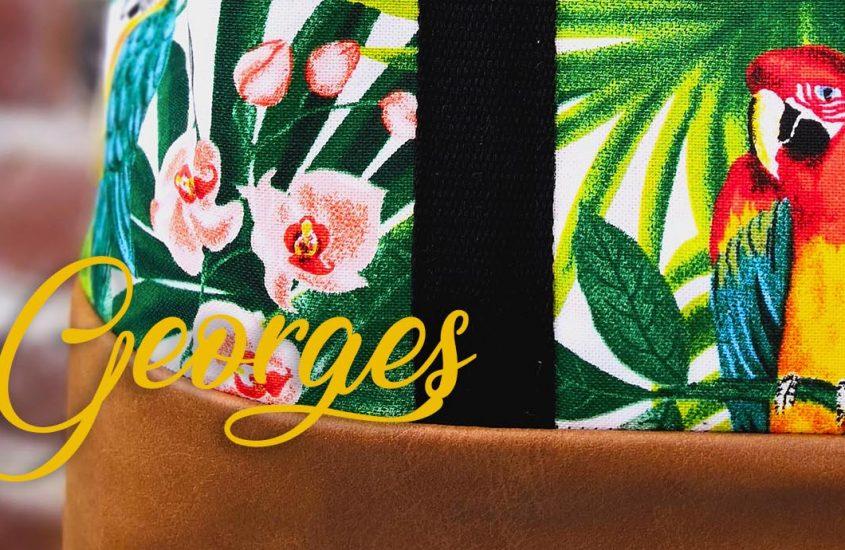 Georges, mon nouveau sac indispensable !