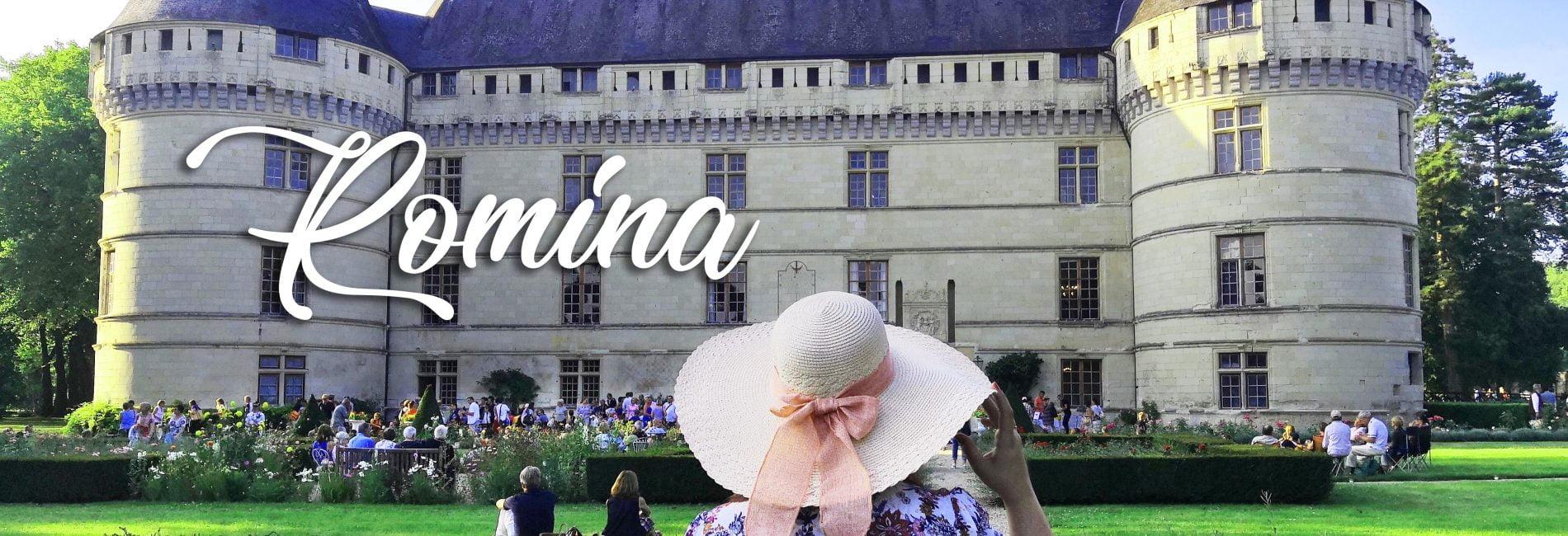 Romina, la robe idéale pour l'été